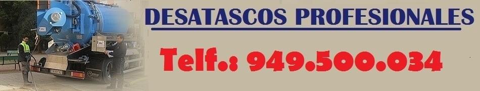 Desatascos Guadalajara